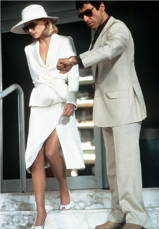 Michelle Pfeiffer Scarface 5