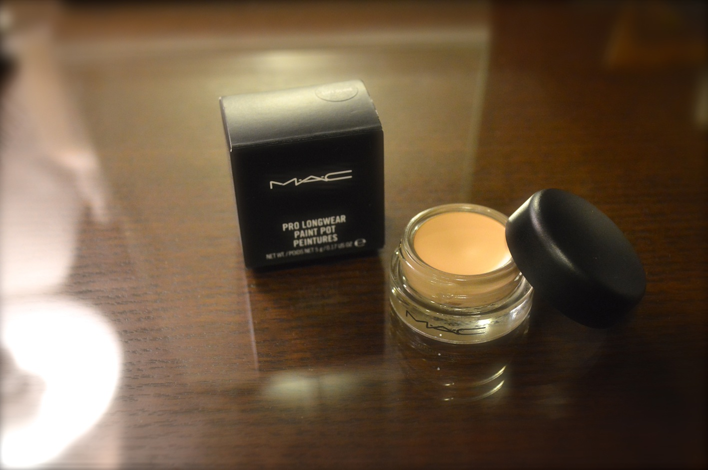 MAC Paint Pot Soft Ochre